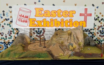 JAM Easter event 2020