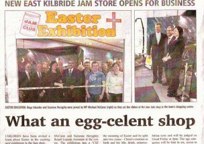 Easter 2011 EK News