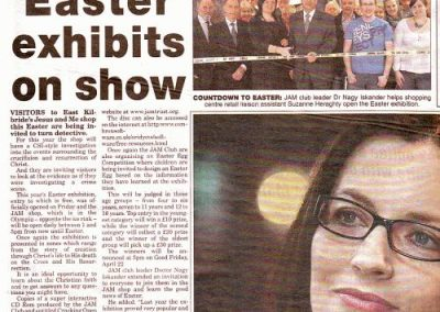 Easter 2011 EK News