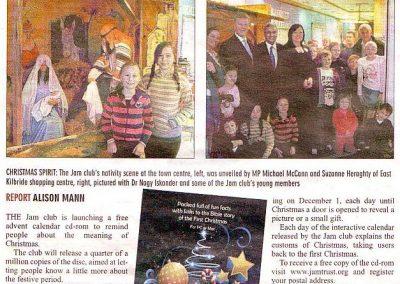 Christmas 2011 EK News